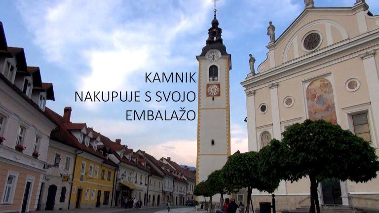 Kje v Kamniku nakupujemo s svojo embalažo?